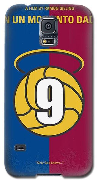 No272 My En Un Momento Dado Minimal Movie Poster Galaxy S5 Case by Chungkong Art