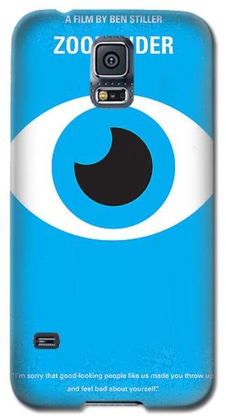 No362 My Zoolander Minimal Movie Poster Galaxy S5 Case by Chungkong Art