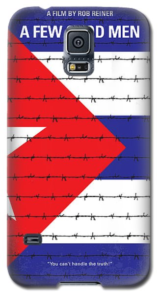No417 My A Few Good Men Minimal Movie Poster Galaxy S5 Case by Chungkong Art