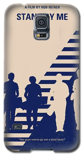 No429 My Stand By Me Minimal Movie Poster Galaxy S5 Case by Chungkong Art