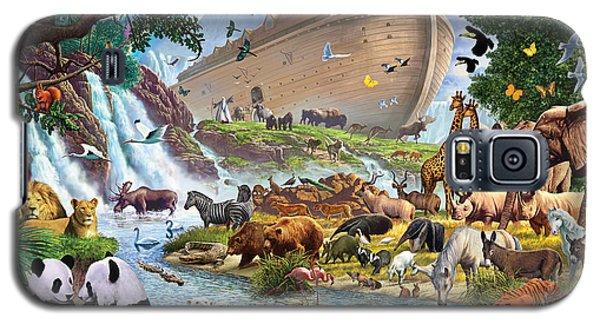 Noahs Ark - The Homecoming Galaxy S5 Case by Steve Crisp