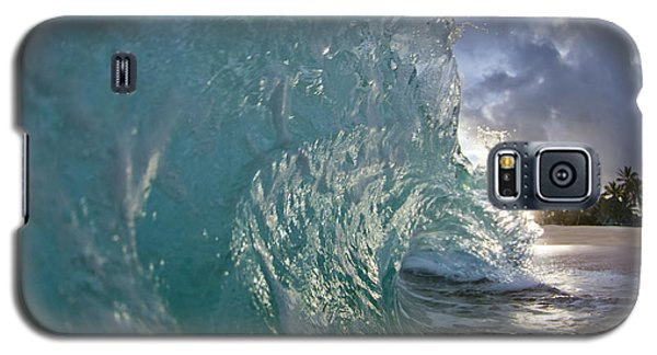 Water Galaxy S5 Cases - Not yet titled. Galaxy S5 Case by Sean Davey