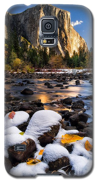 November Morning Galaxy S5 Case by Anthony Bonafede