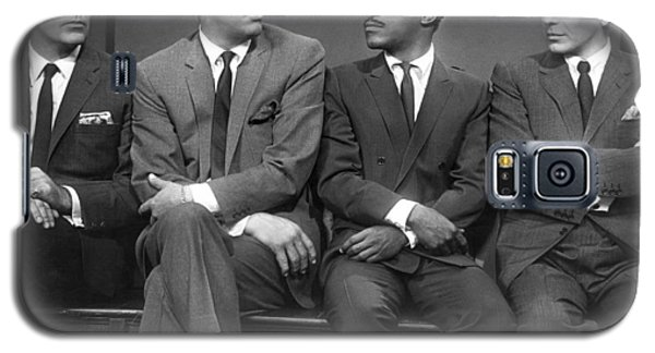 Ocean's Eleven Rat Pack Galaxy S5 Case by Underwood Archives