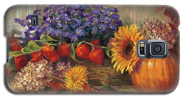 October Still Life Galaxy S5 Case by Carol Rowan