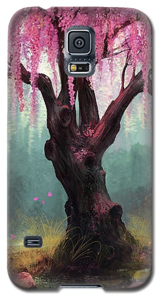 Popular Galaxy S5 Cases - Ode To Spring Galaxy S5 Case by Steve Goad