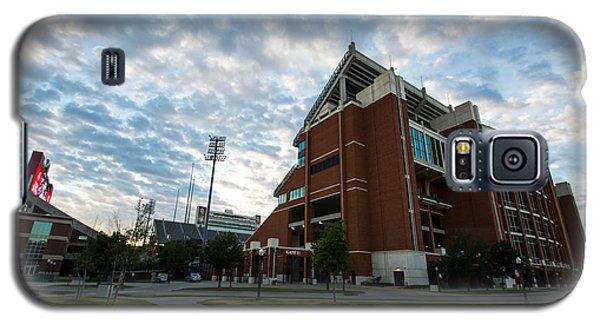 Oklahoma Memorial Stadium Galaxy S5 Case by Nathan Hillis