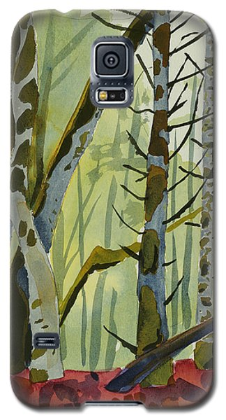 On Ivy Hill Galaxy S5 Case by Alexandra Schaefers