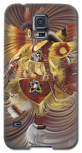 Galaxy S5 Cases - On Sacred Ground Series 4 Galaxy S5 Case by Ricardo Chavez-Mendez