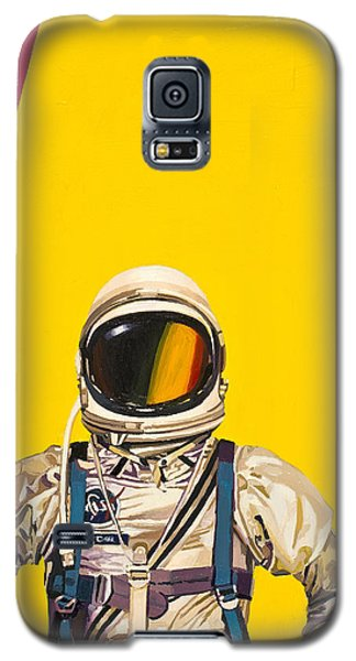 One Golden Arch Galaxy S5 Case by Scott Listfield