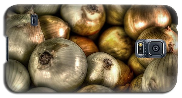 Onions Galaxy S5 Case by David Morefield