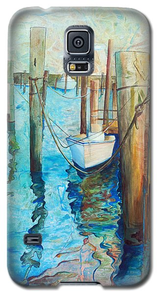 Oregon Inlet Galaxy S5 Case by Arlissa Vaughn
