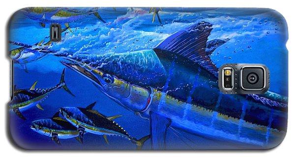 Out Of The Blue Galaxy S5 Case by Carey Chen