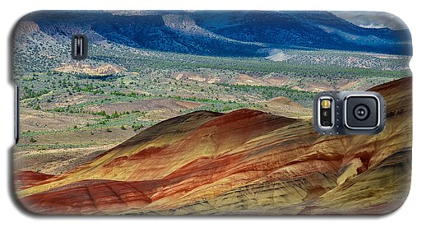 Galaxy S5 Cases - Painted Hills I Galaxy S5 Case by Robert Bynum