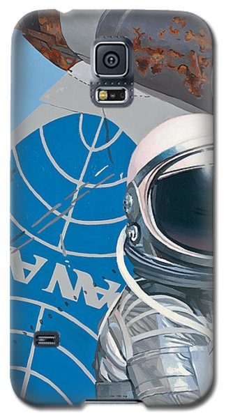 Pan Am Galaxy S5 Case by Scott Listfield