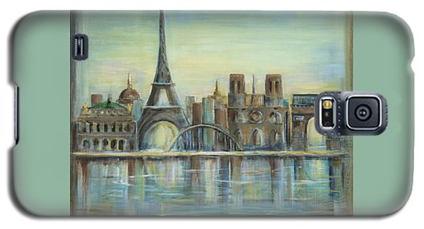 Paris Highlights Galaxy S5 Case by Marilyn Dunlap