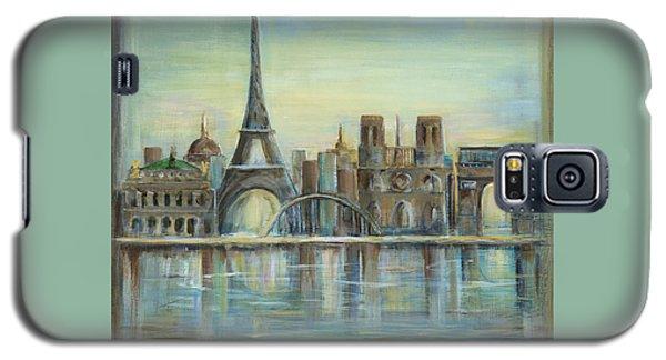 Paris Highlights Galaxy S5 Case by Marilyn Dunlap