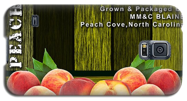 Peach Farm Galaxy S5 Case by Marvin Blaine