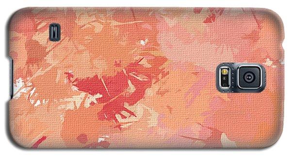 Peach Galore Galaxy S5 Case by Lourry Legarde