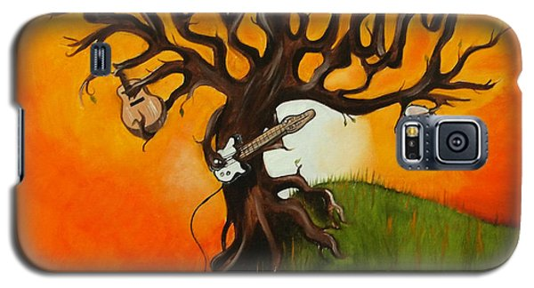 Pearl Jam Tree Galaxy S5 Case by Tarah Davis