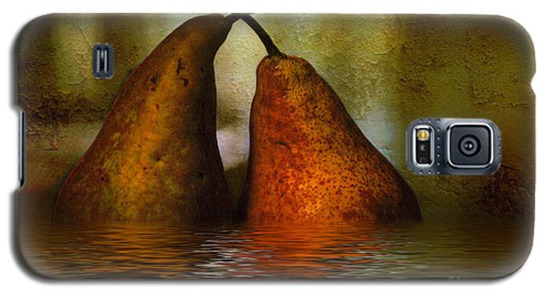 Pears In Water Galaxy S5 Case by Kaye Menner