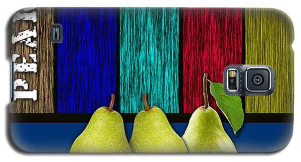 Pears Galaxy S5 Case by Marvin Blaine