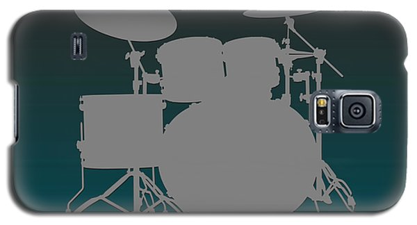 Philadelphia Eagles Drum Set Galaxy S5 Case by Joe Hamilton