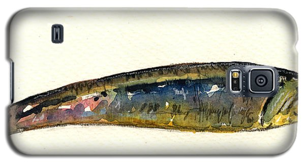 Pilchard Galaxy S5 Case by Juan  Bosco