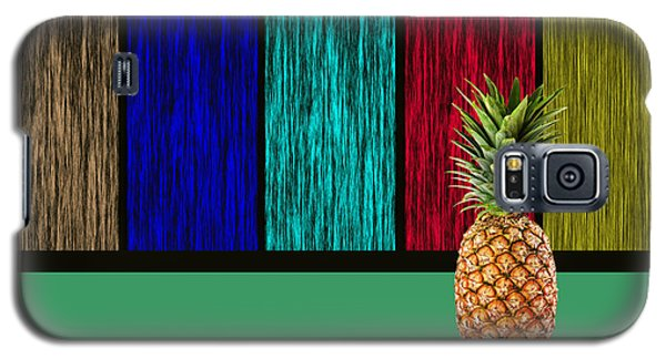 Pineapple Galaxy S5 Case by Marvin Blaine