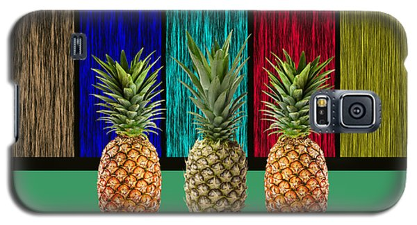 Pineapples Galaxy S5 Case by Marvin Blaine