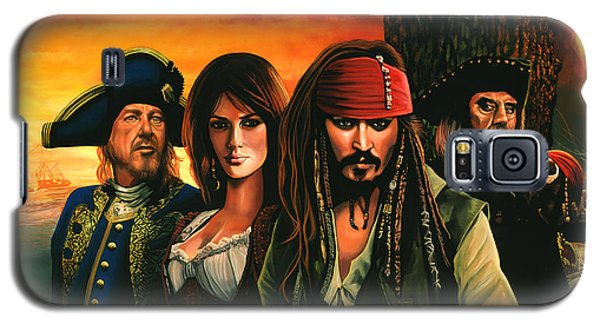 Pirates Of The Caribbean  Galaxy S5 Case by Paul Meijering