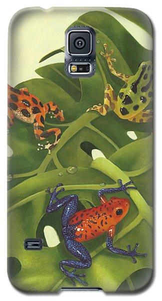 Poison Pals Galaxy S5 Case by Laura Regan
