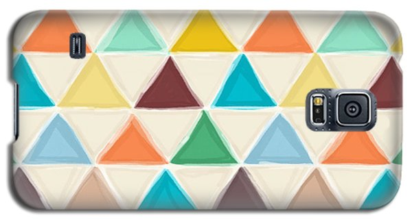 Portland Triangles Galaxy S5 Case by Sharon Turner