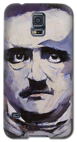 Edgar Allan Poe Galaxy S5 Case by Michael Creese