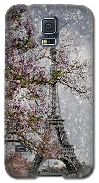 Printemps Parisienne Galaxy S5 Case by Joachim G Pinkawa