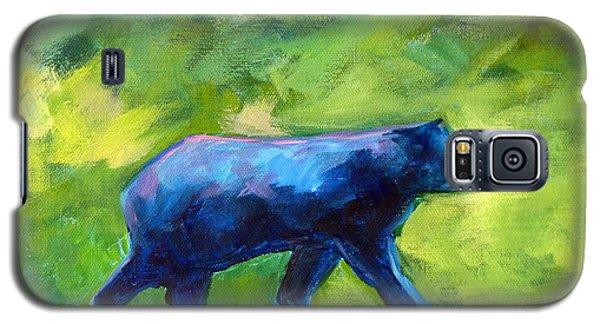 Prowling Galaxy S5 Case by Nancy Merkle