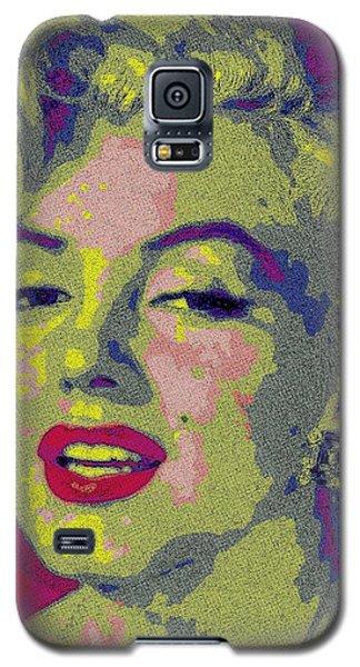 Abstract Galaxy S5 Cases - Queen of Pop Art Galaxy S5 Case by Florian Rodarte