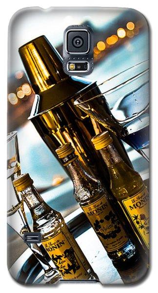 Ready For Drinks Galaxy S5 Case by Sotiris Filippou