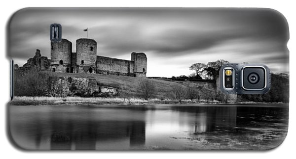 Rhuddlan Castle Galaxy S5 Case by Dave Bowman