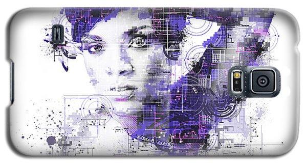 Rihanna Galaxy S5 Case by Bekim Art