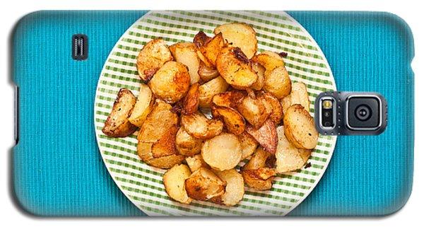 Roast Potatoes Galaxy S5 Case by Tom Gowanlock