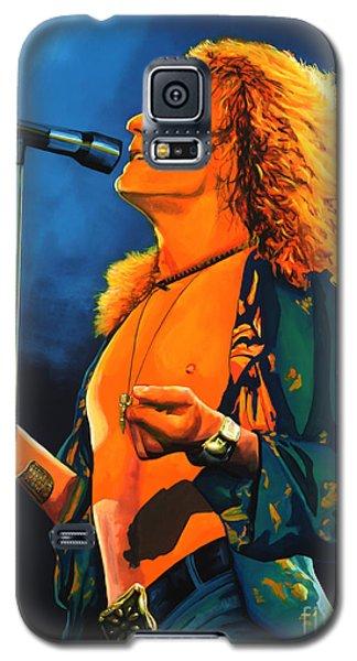 Robert Plant Galaxy S5 Case by Paul Meijering