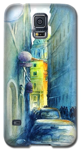 Popular Galaxy S5 Cases - Rome Wasnt Built In A Day Galaxy S5 Case by Virgil Carter