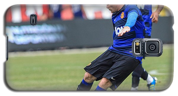 Rooney 2 Galaxy S5 Case by Keith R Crowley