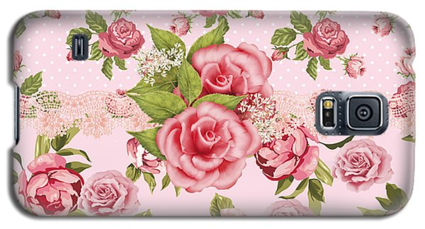 Rose Elegance Galaxy S5 Case by Debra  Miller