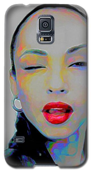 Sade 3 Galaxy S5 Case by Fli Art