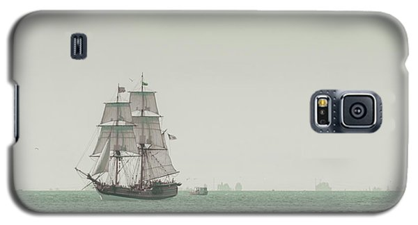Sail Ship 1 Galaxy S5 Case by Lucid Mood