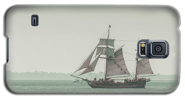 Sail Ship 2 Galaxy S5 Case by Lucid Mood