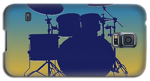 San Diego Chargers Drum Set Galaxy S5 Case by Joe Hamilton
