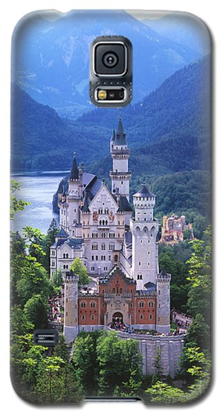 Schloss Neuschwanstein Galaxy S5 Case by Timm Chapman